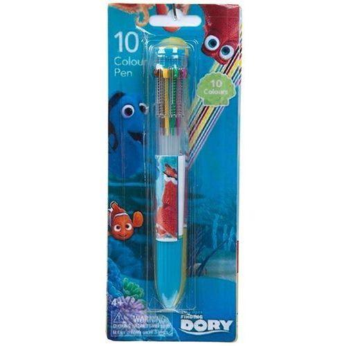 Długopis 10-cio kolorowy Gdzie Jest Dory