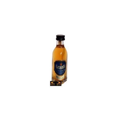 Miniaturka whisky grant's ale cask reserve 0,05l marki William grant & sons
