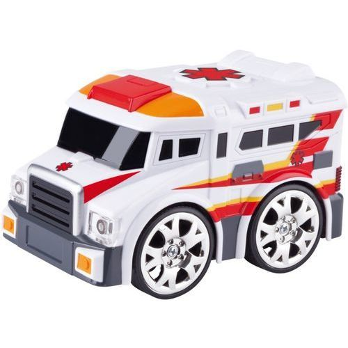 Samochód zdalnie sterowany BUDDY TOYS Ambulans (8590669129805)