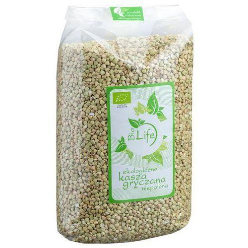 1kg kasza gryczana niepalona bio | darmowa dostawa od 200 zł od producenta Biolife