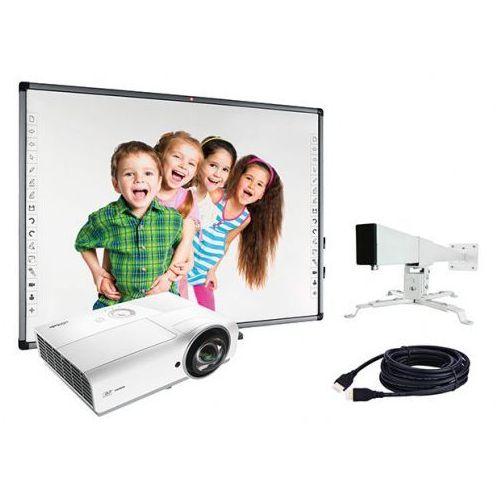 Zestaw Avtek Pro Tablica interaktywna Avtek TT-BOARD 80 Pro + projektor Vivitek DX881ST + WallMount 1200