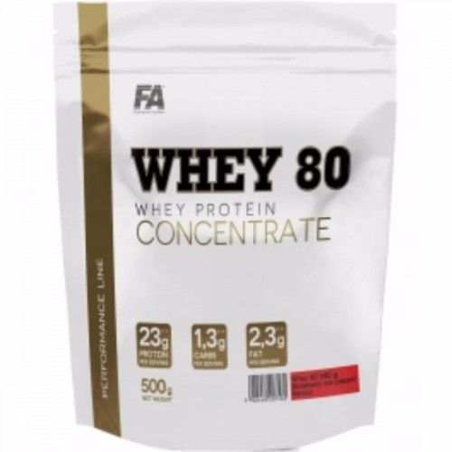 performance whey 80 500g marki Fa