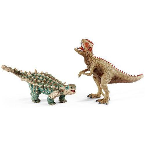 Schleich Sajchania i Giganotosaurus (4005086414266)