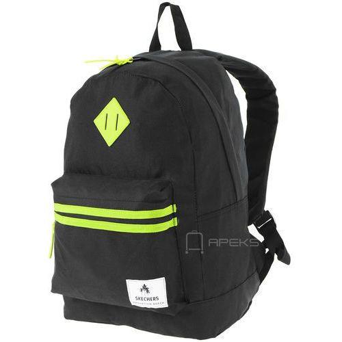neonsplash plecak miejski - tablet - czarny marki Skechers