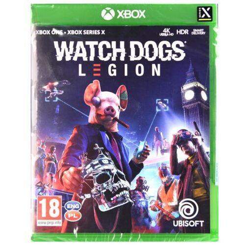 Watch dogs legion [kod aktywacyjny] xbox one / xbox series x/s marki Ubisoft