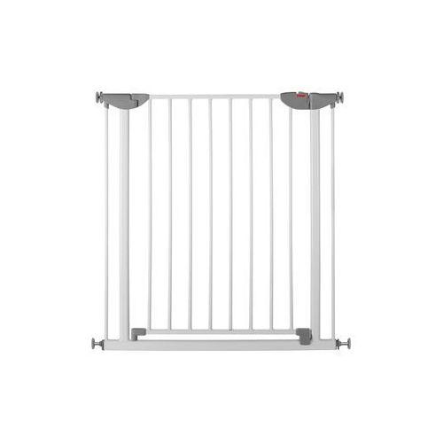 Bramka rozporowa barierka na schody 74-80,7cm - 074,0 - 080,7 marki Reer
