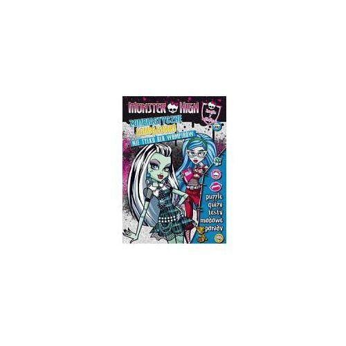 Monster High Zombiastyczne łamigłówki (opr. broszurowa)