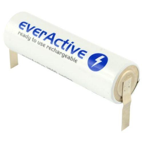 1 x r6/aa 2600mah z przygrzanymi blaszkami typ:u marki Everactive