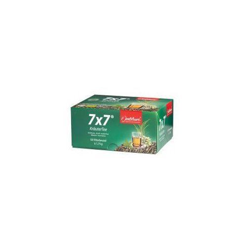 Herbata 7x7 Roślinne odkwaszanie 50sasz.