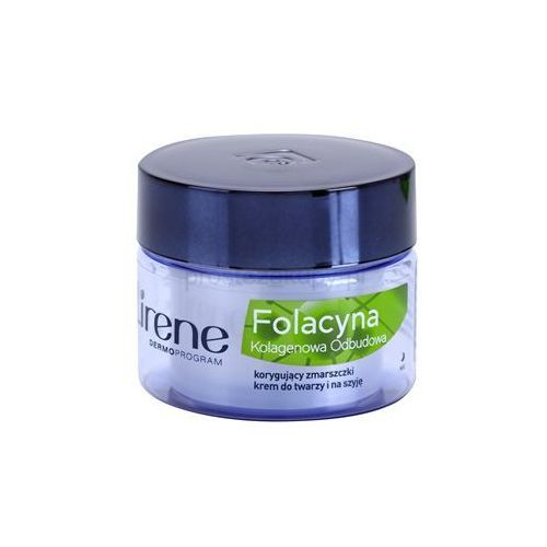 Lirene Folacyna 40+ odmładzający krem na noc + do każdego zamówienia upominek.