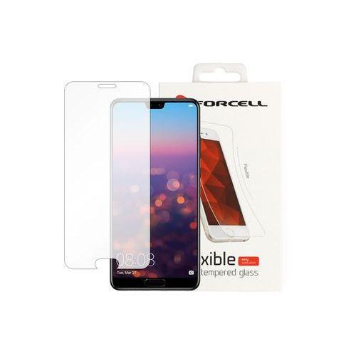 Forcell Huawei p20 - szkło hartowane flexible glass