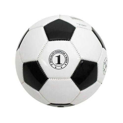 Mini piłka nożna biało-czarna BRIMAREX (1573643) (5907791573643)
