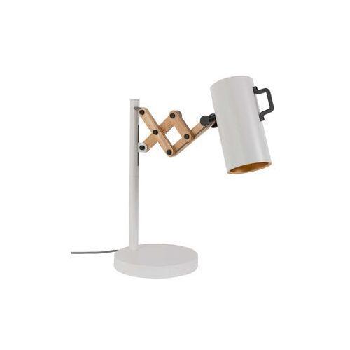 lampa stołowa flex biała 5200029 marki Zuiver