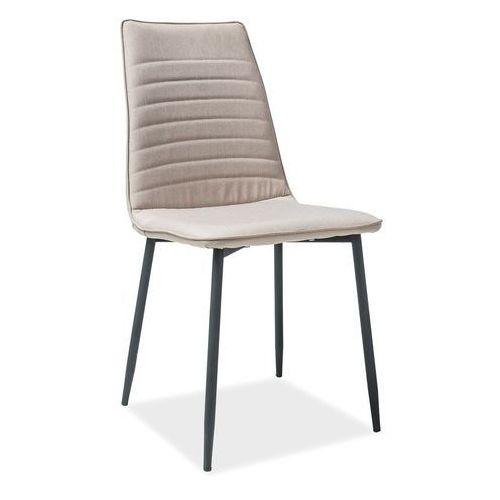 Krzesło tomas beż marki Signal meble