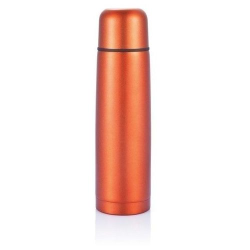 - termos stalowy 500 ml - pomarańczowy - pomarańczowy marki Xd design
