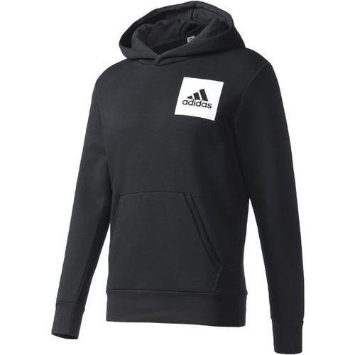 Bluza z kapturem adidas Essentials Logo S98769, bawełna