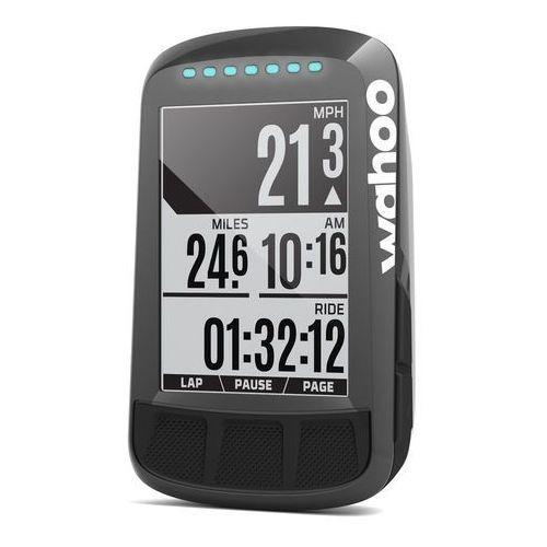 Wahoo Fitness Elemnt Bolt GPS Licznik rowerowy czarny 2018 Liczniki bezprzewodowe (0853988006225)