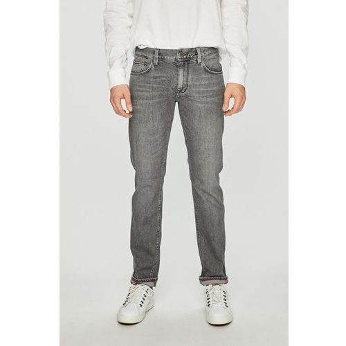 - jeansy bleecker marki Tommy hilfiger