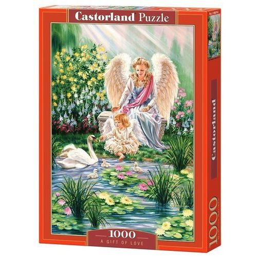 Puzzle 1000 el.: A Gift of Love/ C-103874, 1_626680