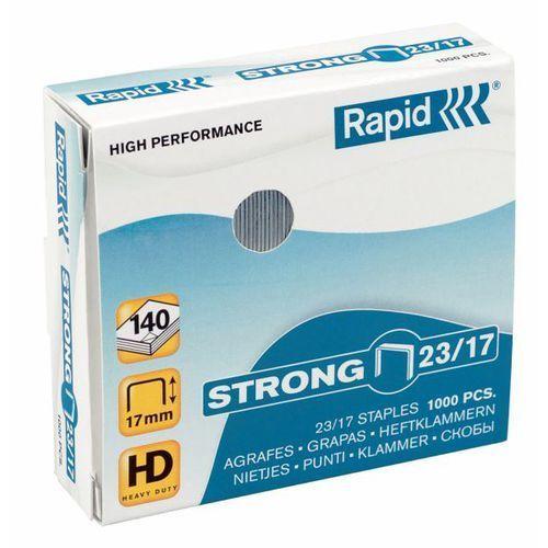 Rapid Zszywki strong 23/12 1000 szt. - x08284