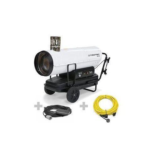 Trotec Nagrzewnica olejowa ide 50 + przedłużacz profi + zewnętrzny termostat (4052138032596)
