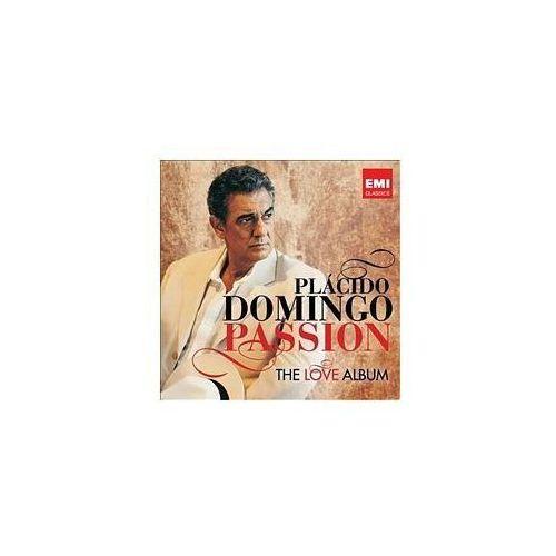 Placido domingo - passion: the love album marki Pomaton emi