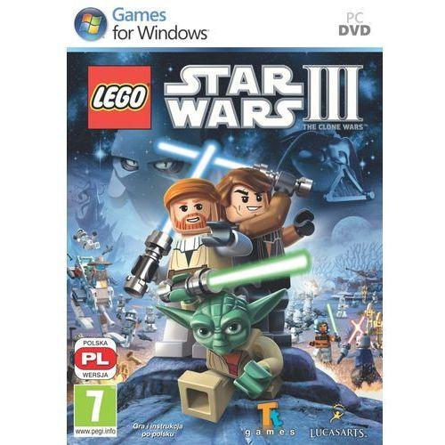 Gra Lego Star Wars 3 The Clone Wars z kategorii: gry PC