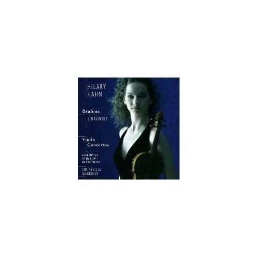 Brahms / stravinsky: violin concertos marki Sony classical