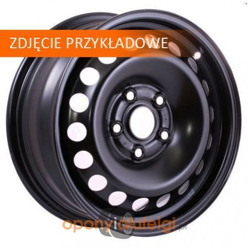 Wheelsky Felga stalowa nc9327 6.5jx16 5x115 et41 ch70.3, dot