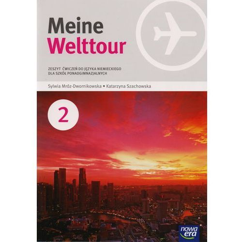 J. Niemiecki 2 Meine Welttour ćw NE, Nowa Era
