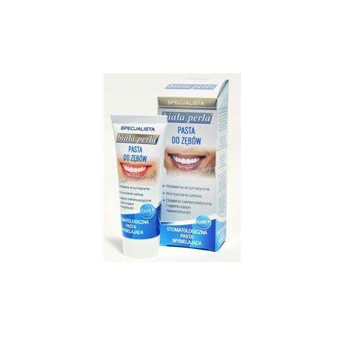 Vitaprodukt Biała perła pasta do zębów 75ml