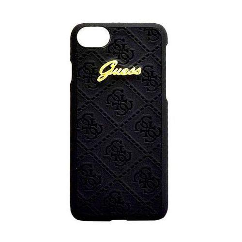 Guess Etui hardcase SCARLETT do iPhone 7 (GUHCP7SCBK) Darmowy odbiór w 20 miastach!, kolor czarny