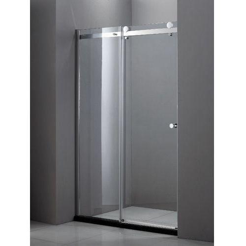 NEW TRENDY DIORA Drzwi prysznicowe 100x190, profile chrom, szkło czyste EXK-1025 * wysyłka gratis