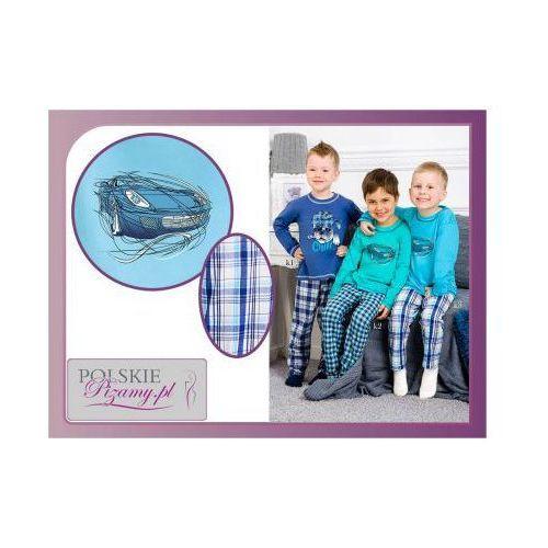 Piżama dziecięca DAMIAN: turkus