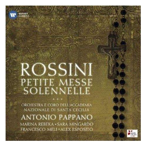 Empik.com Antonio pappano - petite messe solennelle (5099941674222)
