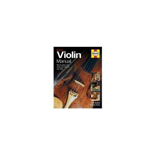 Violin Manual (224 str.)