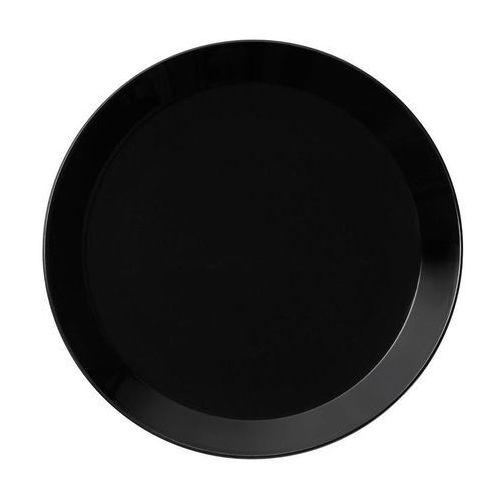 Talerz Teema 21 cm czarny (6411800073189)