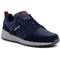 Levi's Sneakersy - calero 231390-1704-17 navy blue