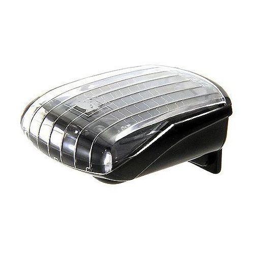 Cateye 5442220 lampka przednia sl-ld210 solar (4990173023127)