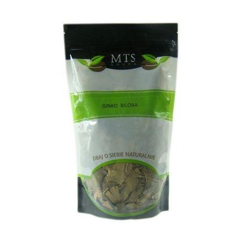 Ginkgo Biloba (Miłorząb japoński) 100% /MTS/ 250g, MTS