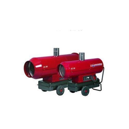 Nagrzewnica olejowa z odprowadzaniem spalin EC 85 - 85 kW + termostat gratis - gwarancja najniższej ceny, EC 85