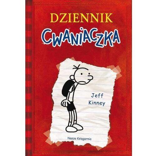 Dziennik cwaniaczka - jeff kinney (9788310136589)