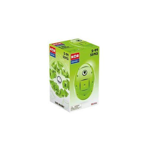 Kor , bright green - zabawka edukacyjna marki Geomag