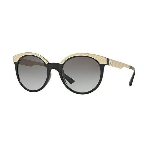 Okulary Słoneczne Versace VE4330 METAL MESH GB1/11, kolor żółty