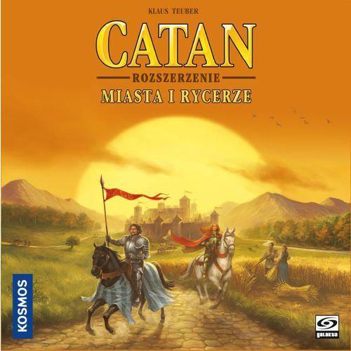 Galakta Catan: miasta i rycerze. Najniższe ceny, najlepsze promocje w sklepach, opinie.