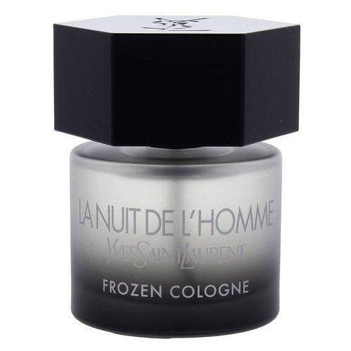 YVES SAINT LAURENT La Nuit de L'Homme Frozen Cologne spray 60ml (3365440213234)