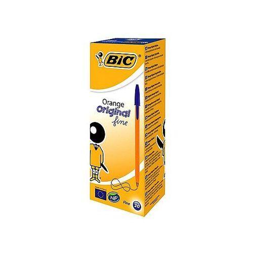 Bic Długopis orange niebieski 0,7mm