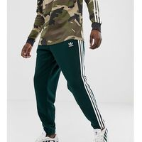 three stripes track pant - green marki Adidas originals