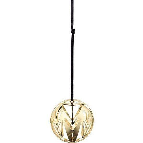 Rosendahl Dekoracja choinkowa karen blixen sphere złota (5709513323235)