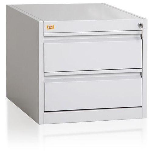 Szafka metalowa na kartoteki formatu A5 A5/2, 3467